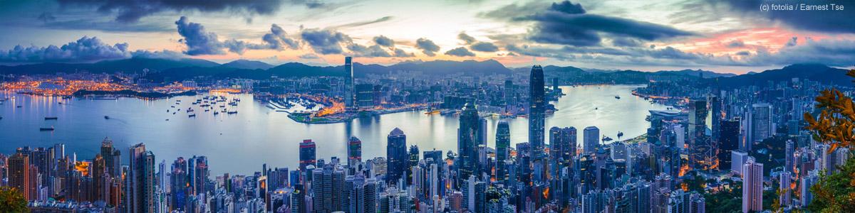 Hongkong-Bild