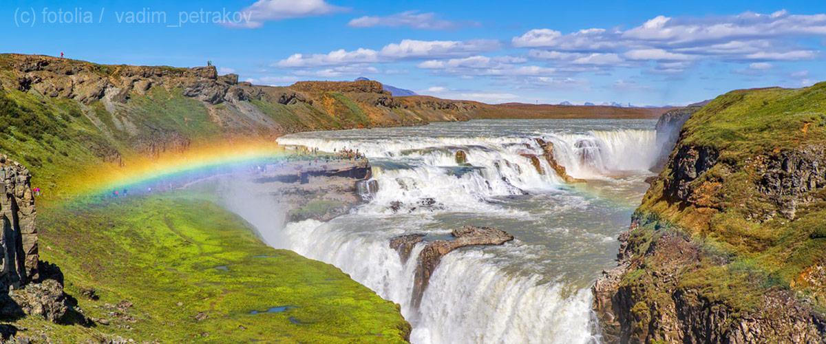Island-Bild