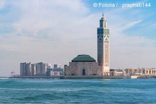 Marokko-Casablanca-Moschee