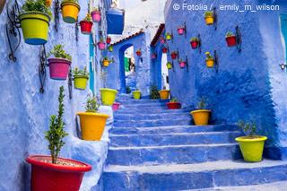 Marokko-Chaouen