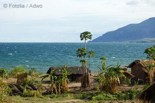 Mosambik-Malawisee