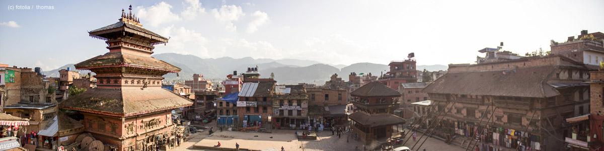 Nepal-Bild
