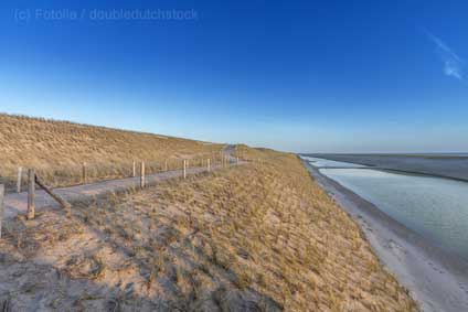 Dünen-Deiche-Niederlande
