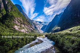größter fjord der welt