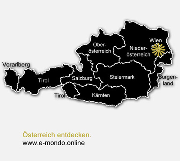 Wien-Karte